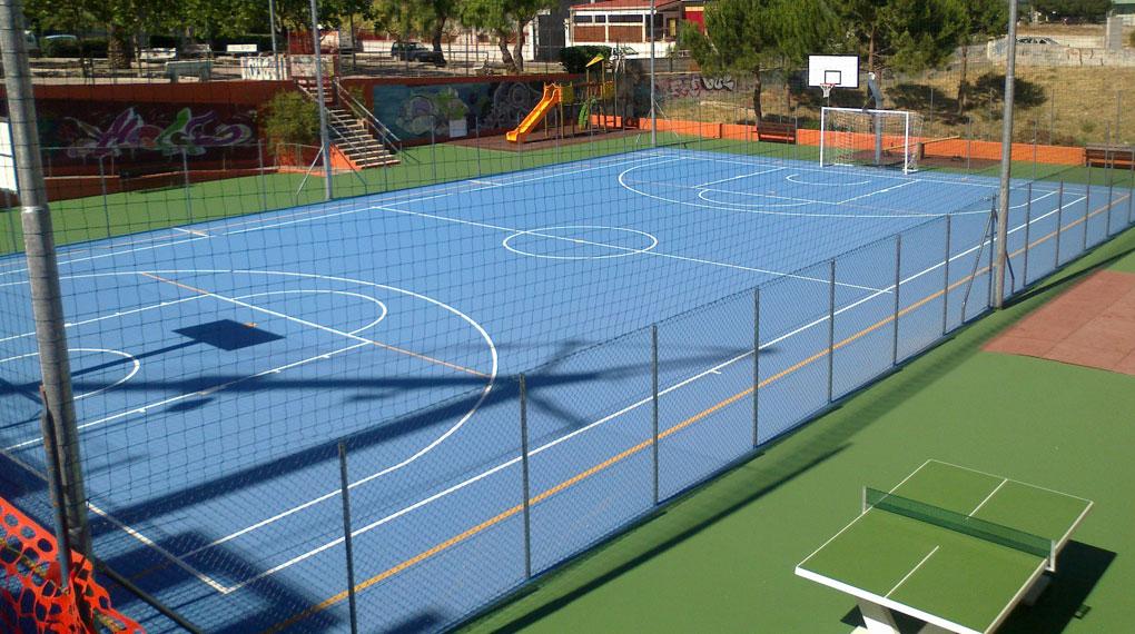 Multisport court - Bari - Italy