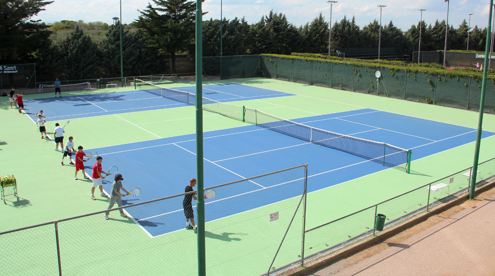 Tennis club Foggia - Italy