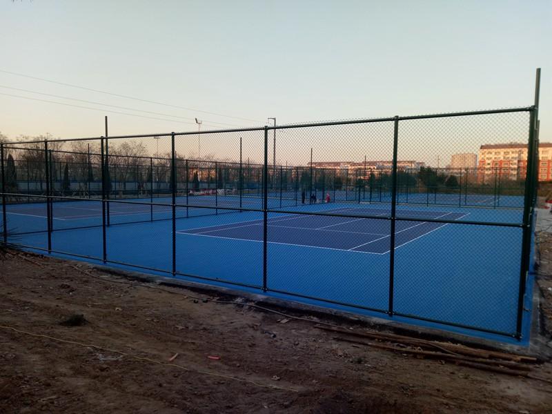 山东省淄博市淄川区体育公园