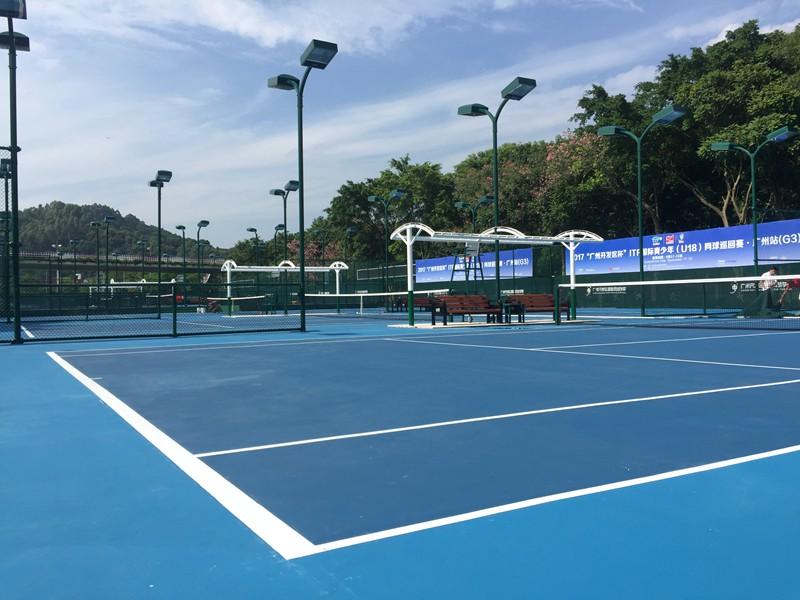 广州开发区国际网球学校
